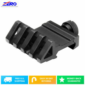 45 Degree Angle Offset Weaver/Picatinny Rail Mount Aluminum Accessories Rifle