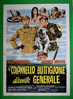 M70 Manifesto 2F El Coronel Buttiglione Se Convierte General Jacques Dufilho