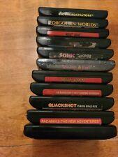 Sega Genesis lot, Sonic 1 and 2, Toe Jam and Earl, Mortal Kombat, and more Lot A