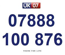07888 100 876 Gold Easy Memorable Business Platinum VIP UK Mobile Phone Number