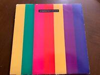 PET SHOP BOYS RETROSPECTIVE VINYL LP EMI MANHATTAN