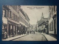 L885. Cpa. Haut Rhin. 68. Markrich. Ste Marie aux Mines Grand'rue