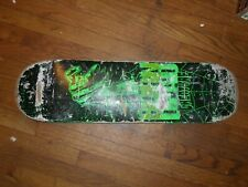vintage rare used collectible skateboard creature from late 90's dvd cover