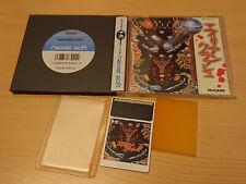 Alien Crush jeu NEC PC Engine import JAPON