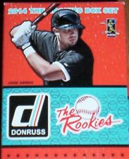 """2014 Donruss """"The Rookies"""" Card - Pick Your Card / Numbers 21 - 40 FREE SHIPPING"""