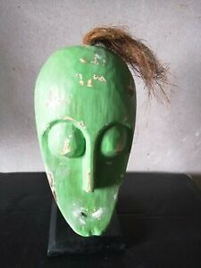 Primitive Painted Mask