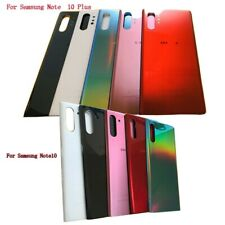 Replacement Original For Samsung Note10/10 Plus Back Glass Housing Battery Cover
