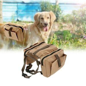 Hunderucksack Satteltasche Packtasche Für Mittlere Und Große Hunde Bei Reisen De