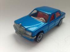 Siku 1042 Mercedes-Benz 500 SE hellblau-metallic B4 Räder