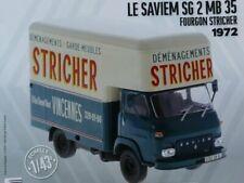 1/43 Ixo Renault Saviem SG 2 MB 35 Fourgon Stricher Renault Nr.39