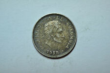 mw5621 Colombia; Silver 10 Centavos 1938  KM#196.1