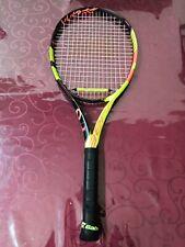 Babolat Pure AERO LA DECIMA french 10.6oz 100 head 4 3/8 grip Tennis Racquet