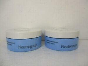 2 NEUTROGENA MAKEUP REMOVER MELTING BALM 2 OZ EACH EXP: 10/22 JL 12496