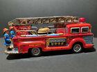 Kokyu Feuerwehrauto - Blechspielzeug - Japan - 60er Jahre - mit Funktion!