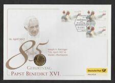 Numisbriefe aus der Bundesrepublik für Sammler