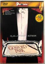 Dvd Gosford Park di Robert Altman 2001 Usato