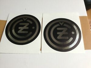 CZ logo tank decal 4,5 cm