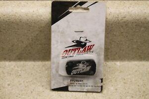 Outlaw Rear Brake Cover Kawasaki KX KXF Suzuki RM RMZ PP202BK 6483 G1