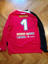 MATEVZ SKOK Jersey Handball Slovenia National team with AUTOGRAPH