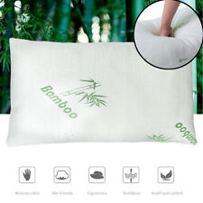 Premium Bamboo Memory Foam Pillow Comfy for Cervical Spondylosis King Size
