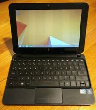 HP Mini 2102 Netbook Mini-Laptop, Intel N450, 2GB RAM, 160GB HDD, Windows 8.1Pro