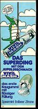 VIVIL -- advertising from 1977 -- VIVIL Mash -- the Super began with the Super taste -