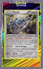 ��Cliticlic Holo-XY11:Offensive Vapeur-73/114-Carte Pokemon Neuve Française