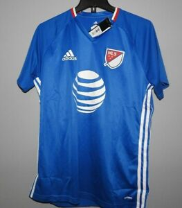 MLS Adidas All Star Training Soccer Football Jersey New Mens Size SMALL $60