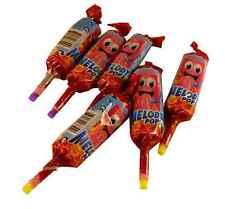 Chupa Chups Melody Pops x 12 Strawberry Lollies Favors Candy Buffet Bulk Lolly