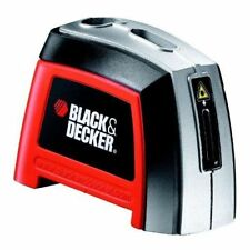 Laser Level Straight Line Horizontal and Vertical Lazer Level Black & Decker New