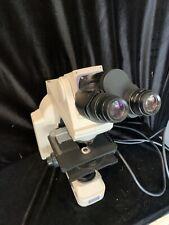 Nikon Eclipse E400 Microscope Nikon Plan Objectives 4x 10x 40x Complete Setup