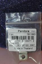 NWT 2014 PANDORA CLUB CHARM WITH DIAMOND 791188D BARCODED TAG $75 BOX INC