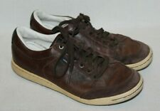 Ashworth Cardiff Mens Size 9 Golf Shoes G54171 Spikeless Golf Shoes Brown Laces