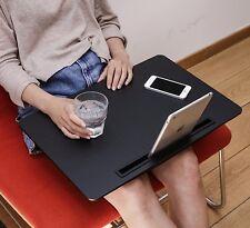 Kikkerland Lap Desk Tableta Negro grande oficina Interafricana de Epizootias iPad Cama Escritorio Oficina Bandeja
