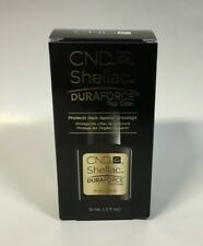 CND Shellac Top & Base Coat Your choice  new with box LED/UV large size