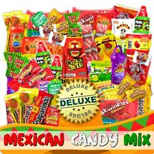 Mexican Candy Mix (82 Count) Variety Of SPICY and Sour Bulk Dulce Mexicano