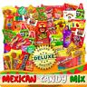 Mexican Candy Mix (86 Count) Variety Of SPICY and Sour Bulk Dulce Mexicano