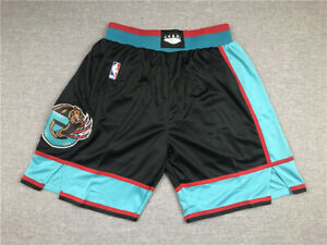 Hot New style Memphis Grizzlies black basketball pants Size: S-XXL