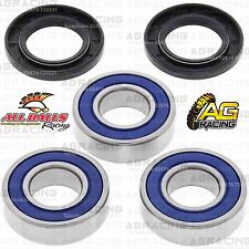 All Balls Rear Wheel Bearings & Seals Kit For Kawasaki KX 125 1997-2002 97-02