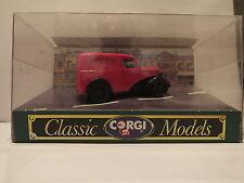 Corgi Classic Modelos-D980 Ford Popular Van-Royal Mail