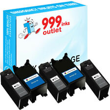 592-11295 592-11297 Remanufactured Printer Ink for Dell P513W V313W P713W-5 Pack