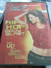 Dance Off the Inches Hip Hop Body Blast Dancing Workout (DVD) BRAND NEW SEALED