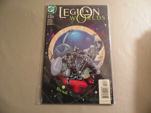 Legion Worlds #3 (DC 2001) Free Domestic Shipping