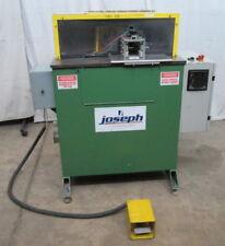Joseph Machine Company Jmc Em1000 240v 3ph Coping Machine
