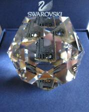 Swarovski, Broletto Como Italy, 50mm Polygon Paperweight. Art No 1084742