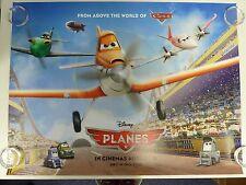 Planes Animation Adventure Original Film/ Movie Poster Quad 76x102cm