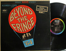 Beyond the Fringe '64 (Soundtrack) (Capitol SW 2072) (Peter Cook, Dudley Moore)