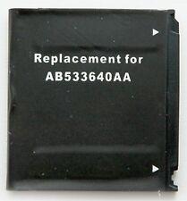 NEW AB533640AA Cell Phone Battery Samsung SGH-A437 A436 SLM A747 SLM 850mAh