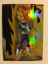 Dragon Ball Z Trading Card News Prism S-14