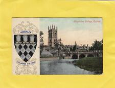 MAGDALEN  COLLEGE      ,    OXFORD    ( T80 )